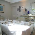 La salle petit-déjeuner