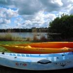 Bretagne location avec kayaks