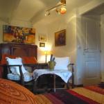 La chambre orange